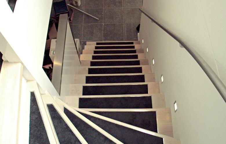 Trappen comfort trappen for Nieuwe trap laten plaatsen
